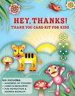 Hey Thanks!: Thank-you Card Kit for Kids by Elissa Stein (Diary, 2007)