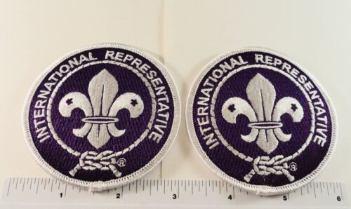 """IR HOT at the 2019 24th World Scout Jamboree: - TWO 3/"""" Rounds"""