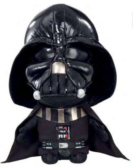 Star Wars Peluche parlante Dark Vador 38 cm sonore talking plush darth vader