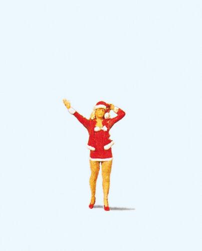 Preiser 29026 Christmas Girl H0