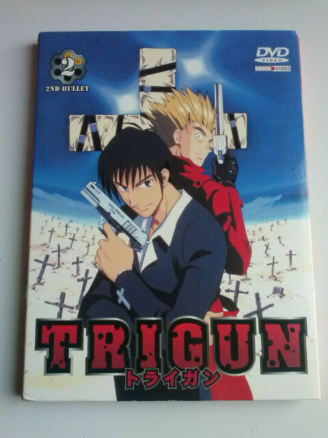 Trigun - 2nd Bullet Episoden 6-9 (2004) DVD