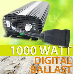 1000W-Digital-Electronic-Ballast-Dimmable-HPS-MH-Switchable-120V-240V-Volta