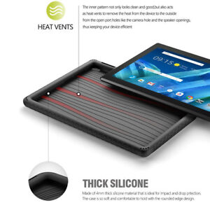 For Lenovo Tab 4 10 Plus Case Grip & Drop Protection Cover