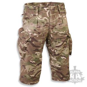 British-Army-Estilo-PC-Acu-Ripstop-Mtp-Multicam-3-4-Longitud-Corto-Camo-Airsoft