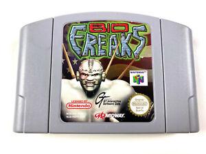 Bio monstruos-n64 Nintendo 64 pal EUR