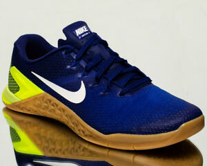 Nike Metcon 4 IV men training train gym crossfit NEW racer blue