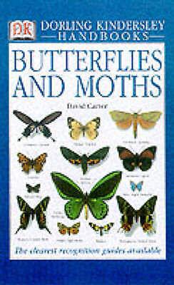 Butterflies and Moths (DK Handbooks)-ExLibrary