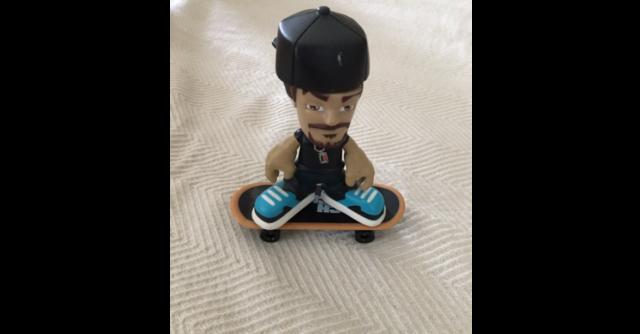 Tech Deck Pros Finger Skateboard 3 2 Inch Tall Pro