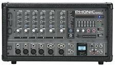 Powermixer PHONIC Powerpod 620R - 200W - Effekte - USB