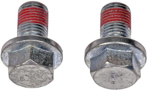 Disc Brake Caliper Bracket Mounting Bolt Front Dorman 14013