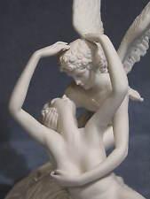 """porcelaine de Capodimonte en BISCUIT """" Amore et Psyché"""""""