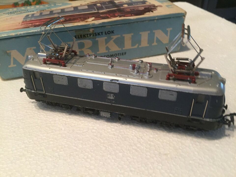 Modelbane, Märklin 3034, skala H0