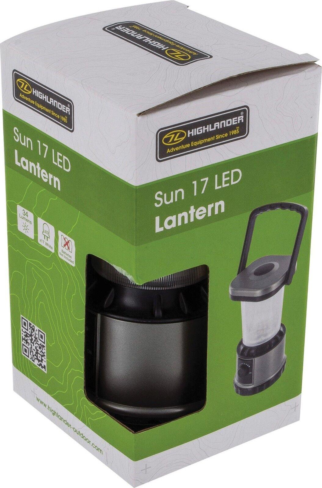 Sun 17 17 17 led lanterne-led camping lanterne avec dimmer fonction militaire outdoors c3ad9d