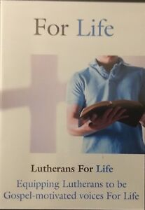 For-Life-Lutherans-For-Life-DVD-NEW-Rare