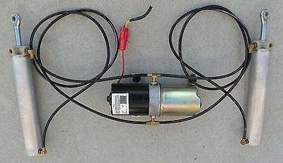 SEBRING CONVERTIBLE POWER ELECTRIC HATCH TOP HYDRAULIC HOSE HOSES 2003 03