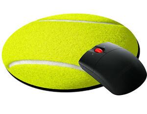 Tappetino mouse con stampa palla da tennis ebay for Tappetino mouse fai da te