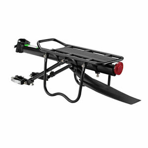 ROCKBROS-Bike-Bicycle-Quick-Release-Carrier-Mount-Pannier-Rear-Rack-with-Fender