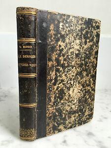 El Último Citas Henry Murger Michel Levy Hermanos 1858