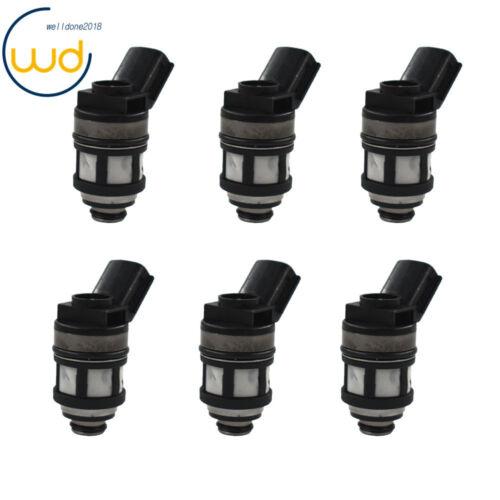 6X Fuel Injectors 16600-38Y10 For 96-04 Nissan Frontier Pathfinder Xterra 3.3L