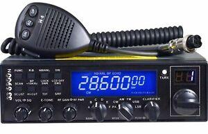 Superstar CRT SS 6900 N V6 CB Radio 10M 11M SSB UK40 Programmed ...