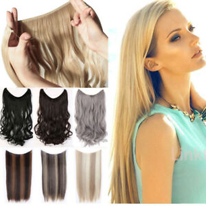 Elastic wire hair extensions headband invisible wire hidden secret image is loading elastic wire hair extensions headband invisible wire hidden pmusecretfo Images