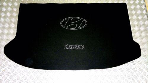 Hyundai IX20 tappetino moquette baule bagagliaio car boot floor carpet cover