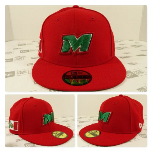 Mexico World Baseball Classic 5 Fitted Hat