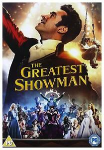 The-Greatest-Showman-DVD-New-amp-Sealed-Free-Delivery