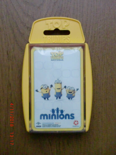 Karten Spiel Minions NEU OVP in Folie!