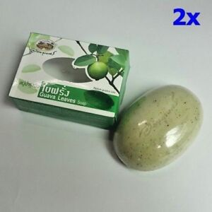 how to make soap out of guava leaf extract