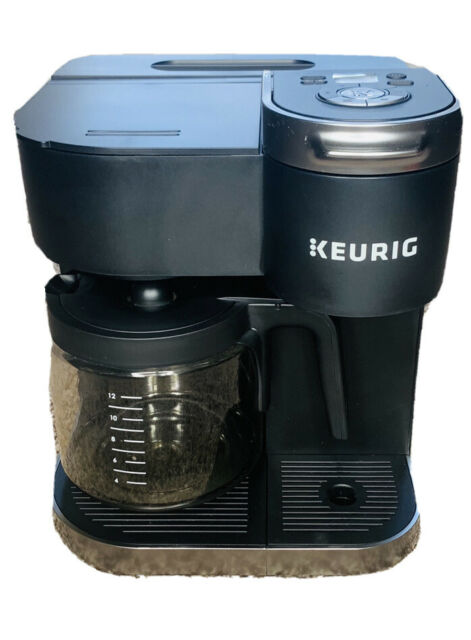 Keurig K-Duo Essentials Coffee Maker Single-Serve K-Cup ...