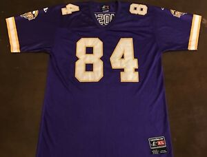 7ec654aa6 Image is loading Rare-Vintage-Logo-Athletic-NFL-Minnesota-Vikings-Randy-