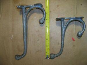 "Antique Coat tack harness Hook barn find rustic vintage large 7/"" 3//4 /"" heavy"