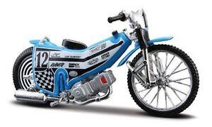 MAISTO-1-18-Speedway-Motorcycle-BIKE-DIECAST-MODEL-TOY-NEW-IN-BOX