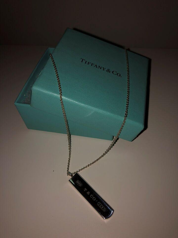Halskæde, andet materiale, Tiffany