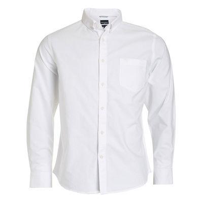 NEW Sportscraft MENS Long Sleeve Regular Oxford Shirt Business, Formal Shirts