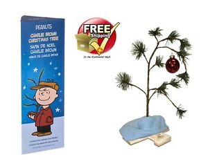 Charlie Brown Christmas Tree Image.Details About Peanuts Original Musical Charlie Brown Christmas Tree 24 Inch New