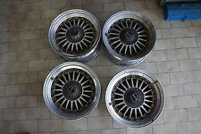 """JDM WORK Ewing fins 15"""" rims wheels ae86 SSR rays volk mesh ta22 datsun 2 ii"""