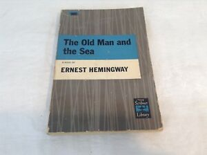 THE-OLD-MAN-AND-THE-SEA-Hemingway-Ernest-Paperback-Ed-1952-Charles-Scribner-039-s