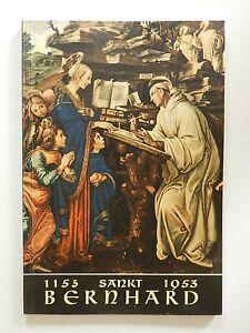 Sankt-Bernhard-St-und-der-Zisterzienserorden-1153-bis-1953-Wiederkehr-Todestag