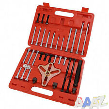 Sealey PS979 Harmonic Balancer Puller Set 46 Piece Hand Tool Garage Equipment