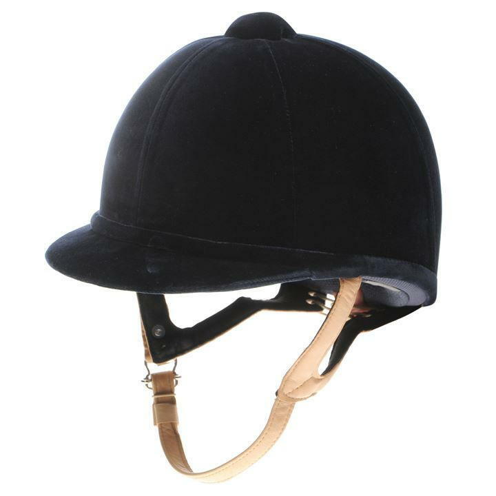Charles Owen XP Show Jumping Riding Hat