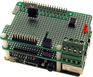 Prototyp-Platine-2-54mm-Raspberry-Pi3-Pi2-PiB-Kontaktleiste-Distanzbolzen