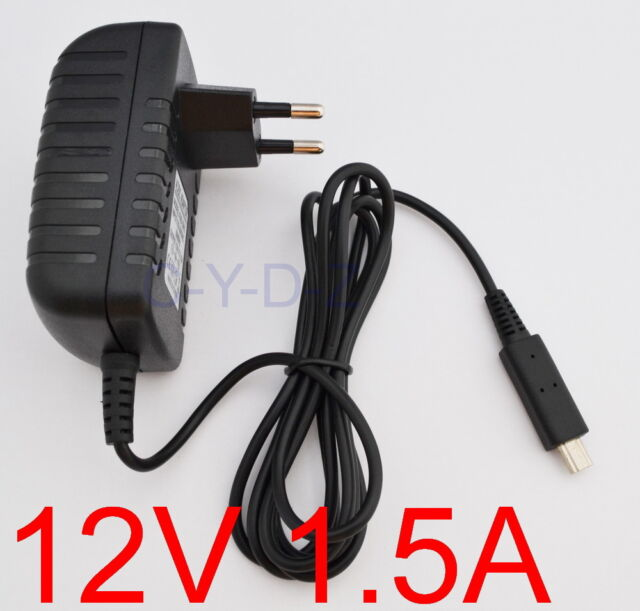 12V 1.5A Charger Power Adapter For Acer Iconia supply Tab A510 A700 A701 Tablet