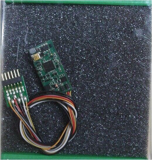 Uhlenbrock 33210 Intellisuono 4 decoder mini vuoto 6pol