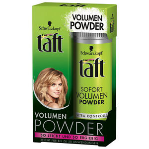 hair styling powder volume schwarzkopf taft volume powder instant hair volume ebay 4216
