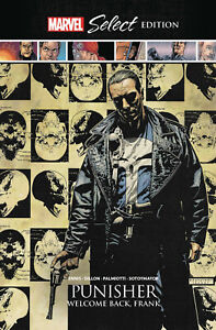 Marvel Select Punisher HC Welcome Back Frank Hardcover Graphic Novel