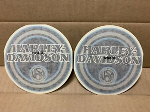 Harley-Davidson-Fuel-Tank-Decal-FLHTCU-Pair-14240-90
