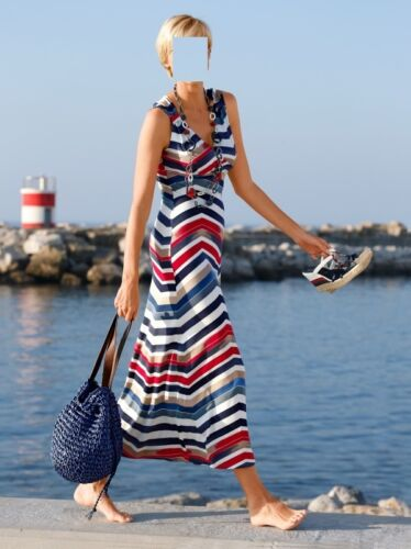 e blu Party rosso 46 0613751677 dress bianco navy Beach Summer cammello qxw0Y