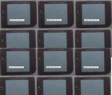 10 Gray Original Screens + 10 Play it loud + 5 GB Pocket +5 GB Advance Game Boy